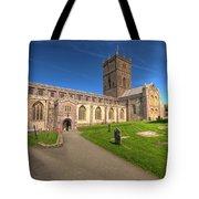 St Davids Cathedral 5 Tote Bag