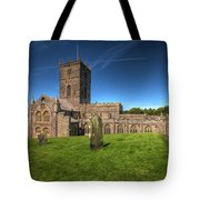 St Davids Cathedral 6 Tote Bag