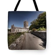 St Davids Cathedral Pembrokeshire 2 Tote Bag