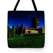 St Davids Cathedral Pembrokeshire Glow Tote Bag