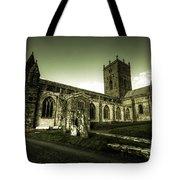 St Davids Cathedral Tote Bag