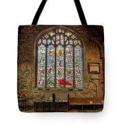 St Dyfnog Tote Bag