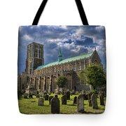 St Edmund King And Martyr Southwold Tote Bag