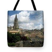 St Emilion Village Tote Bag