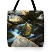 St Francis River At Dusk II Tote Bag