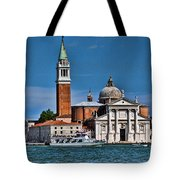 St George's Tote Bag