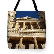 St. Ignatius Catholic Church Tote Bag