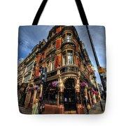 St James Tavern - London Tote Bag