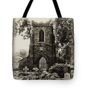 St James The Less - East Falls Philadelphia Tote Bag