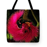 St Kitts Flora Tote Bag