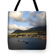 St. Kitts Tote Bag