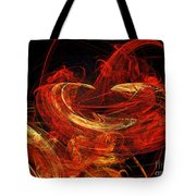 St Louis Abstract Tote Bag