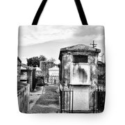 St Louis Cemetery - New Orleans Tote Bag