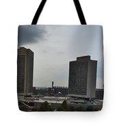 St Louis Downtown Panorama Tote Bag