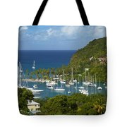 St Lucia Tote Bag