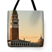 St Marks Sunset Tote Bag