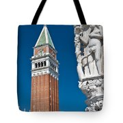 St Marks Tower Tote Bag