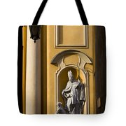St Martin's Church Architectural Details Tote Bag