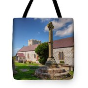 St Mary 1080 Tote Bag