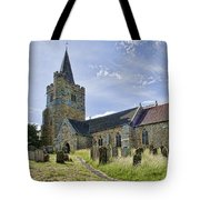 St Mary Lamberhurst Tote Bag