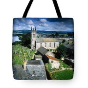 St Marys Cathedral, Co Limerick, Ireland Tote Bag