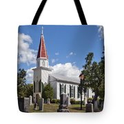 St Marys Catholic Church Dhfx001 Tote Bag