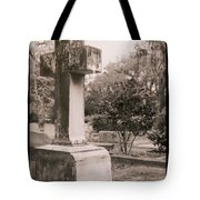 St. Marys Graveyard Tote Bag