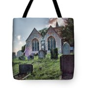 St Michael's East Peckham Tote Bag