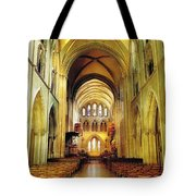 St. Patricks Cathedral, Dublin, Ireland Tote Bag