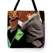 St Pattys Green Tote Bag