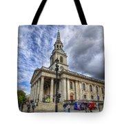 St Paul Church Tote Bag