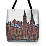 St. Paul S Episcopal Cathedral Tote Bag