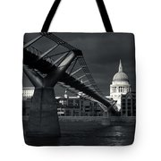 St Pauls Cathedral Tote Bag