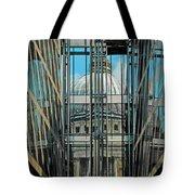 St Pauls Compressed Tote Bag