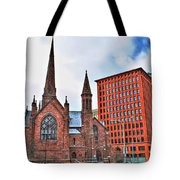 St. Paul's Episcopal Cathedral Tote Bag