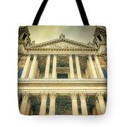St Pauls Standing Tote Bag