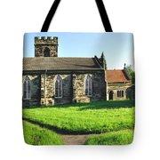 St Peter's Church - Hartshorne Tote Bag