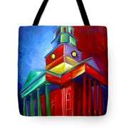 St. Phillips Church Tote Bag