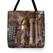 St Stanislaus Church -  Posnan Tote Bag