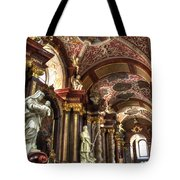 St Stanislaus Church - Posnan Poland Tote Bag