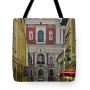 St Stanislaus Church Exterior Tote Bag