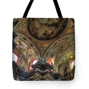 St Stanislaus The Bishop Church Tote Bag