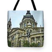 St Stephen Basilica   Budapest Tote Bag
