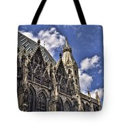 St Stephens Cathedral - Vienna Tote Bag