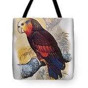 St Vincent Amazon Parrot Tote Bag