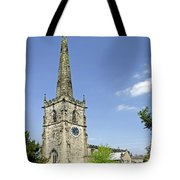 St Wystan's Church - Repton Tote Bag