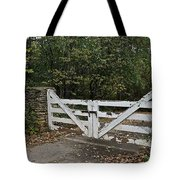 Stable Gate Tote Bag