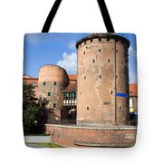 Stagiewna Gate Gothic Tower Tote Bag