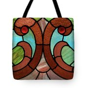 Stained Glass Lc 05 Tote Bag