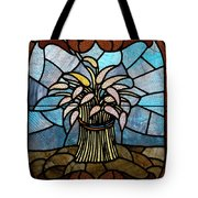 Stained Glass Lc 11 Tote Bag